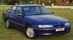 VR Holden Commodore