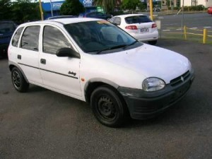 Holden SB Barina Locksmiths