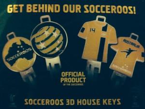 Socceroos Key