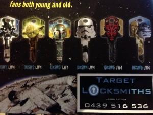 Starwars Keys