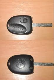 Holden Commodore 1 Button Remote Key Head Locksmith